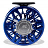 Abel SDS Salt Fliegenrolle 9/10 blue III Rueckseite