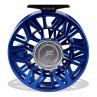 Abel SDS Salt Fliegenrolle 11/12 blue III Rueckseite