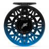 Abel SDS Salt Fliegenrolle 11/12 Black Blue Fade