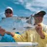 Tarpon mit Umpqua Tarpon Leader Salzwasservorfach