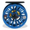 Bauer RX Fliegenrolle komplett blau