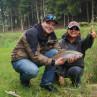 Streamerkurs Fliegenfischen mit dem Streamer Mirjana Pavlic