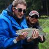 Mirjana Pavlic Fliegenfischen mit dem Streamer lernen