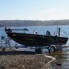 Angelkurs Fliegenfischen auf Hecht mit Boot Möhnesee