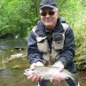 Fliegenfischen am Bach im Kurs erfolgreich lernen