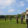 Werfen mit der Fliegenrute Flyfishing Europe