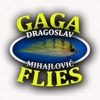 GAGA Flies Fliegen Bindematerial