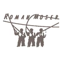 Roman Moser Vorfächer und Zubehör zum Fliegenbinden