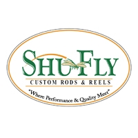 Shu-Fly Fliegenruten Fliegenrollen
