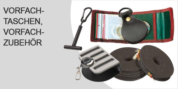 Vorfachtaschen und Vorfachzubehör