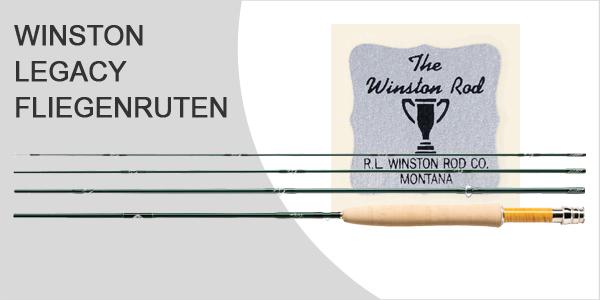 Winston Legacy Fliegenruten